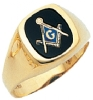 Classic Blue Lodge Ring Model # 359667