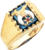 Shriners Ring Model # 359680