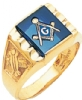 Blue Lodge Ring Model # 359682