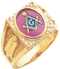 Blue Lodge Ring Model # 359684