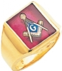 Blue Lodge Ring Model # 359686