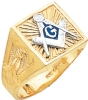 Blue Lodge Ring Model # 359691
