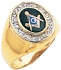 Blue Lodge Ring Model # 359704