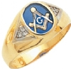 Blue Lodge Ring Model # 359708