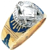 Blue Lodge Ring Model # 359716