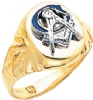 Blue Lodge Ring Model # 359717