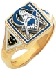 Blue Lodge Ring Model # 359718