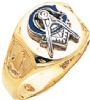 Blue Lodge Ring Model # 359719