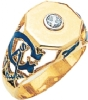 Blue Lodge Ring Model # 359730