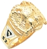 Scottish Rite Ring Model # 359749