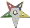 Eastern Star Pin Model # 360942
