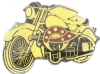 Motorcycle Shriners Pin