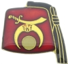 Shriners Fez Pin Model # 360967