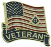 Veteran Flag Pin Model # 361069