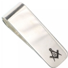 Custom Sterling Silver Money Clip Model # 361175