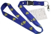 Square & Compass Lanyard Keychain Model # 361311