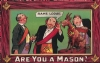 Are you a Mason? Same Lodge Postcard Model # 361528