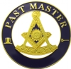 Past Master Cut Out Auto Emblem Model # 361744