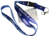 Blue Eastern Star Lanyard Keychain Model # 362186