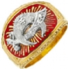 Shriner Ring Model # 362291