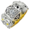 Large Custom Scottish Rite Ring Model # 362299