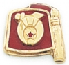 Shriners Lapel Pin