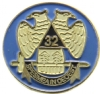 Scottish Rite Pin
