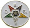 Eastern Star Pin