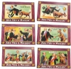 Original British National Are you a Mason Set of 6 Postcards Model # 363798