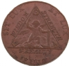 Sketchley Masonic Half-Penny Model # 363801