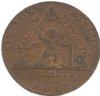 Sketchley Masonic Half-Penny Model # 363808