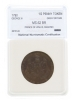 Sketchley Masonic Half-Penny Model # 363820