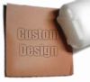 Custom Leather Stamp Model # 363823