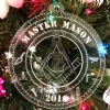 2016 Masonic Christmas Ornament Model # 363919
